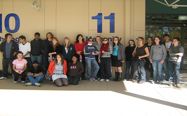Psychology Students visit Canberra Hospital