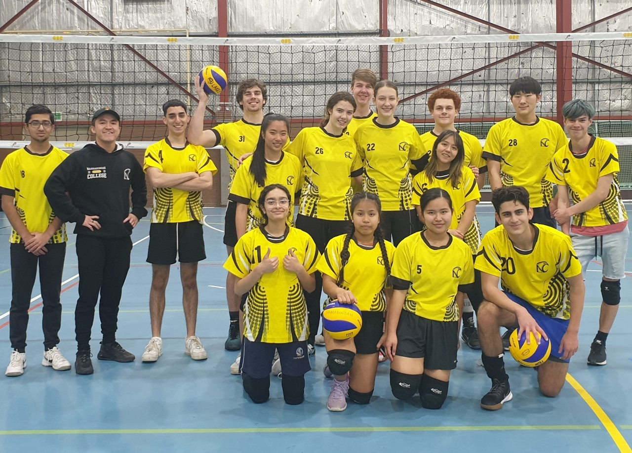 ACT Volleyball Schools Cup (14/08/20)