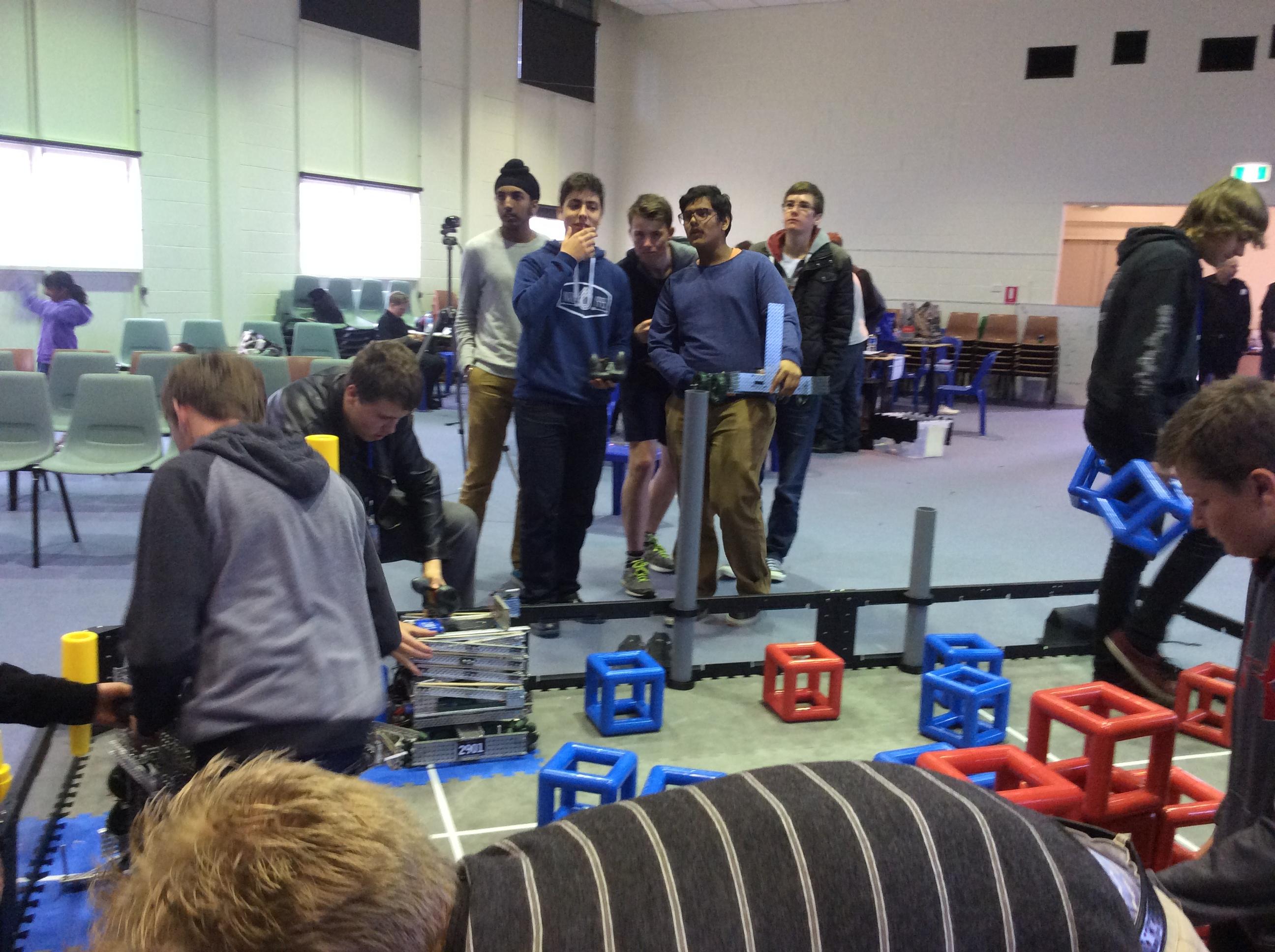 VEX Robotics Challenge 1